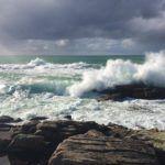 Tempête en Bretagne © Donatienne Guillaudeau CRT