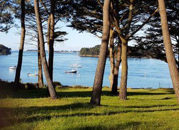 Le Golfe du Morbihan calme ou agité