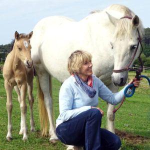 Françoise, Palidja et Heidi