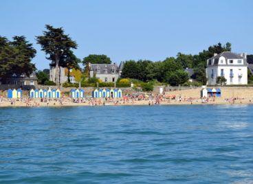 Ile aux Moines Golfe du Morbihan