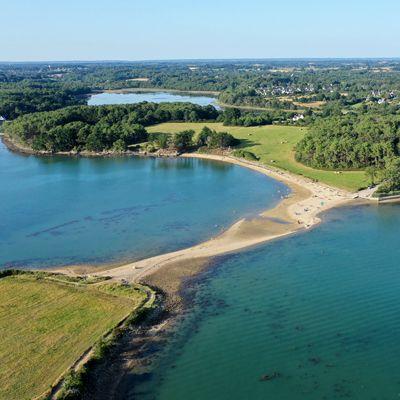 Les Hauts de Toulvern dans le Golfe du Morbihan