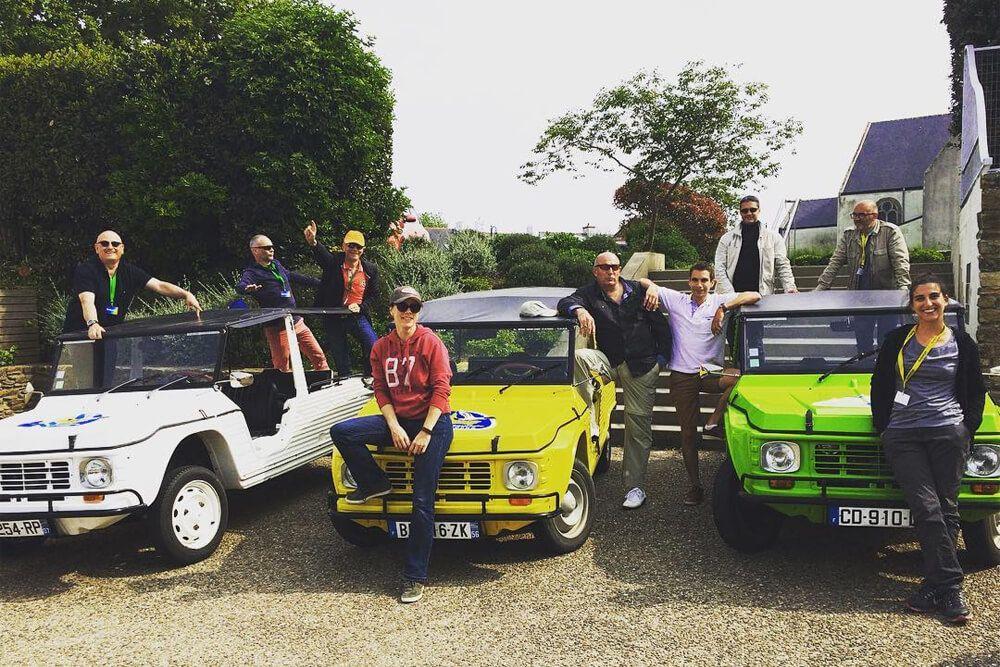 Funbreizh Rallye en Méhari