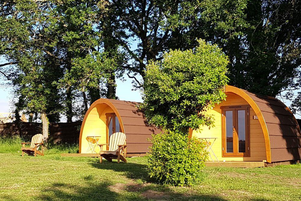 Lodges aux Hauts de Toulvern
