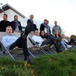 Séminaire : Pause détente sur la terrasse