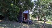 Tiny house 2/4 personnes dans les bois