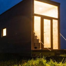 Location de Tiny House Les Hauts de Toulvern
