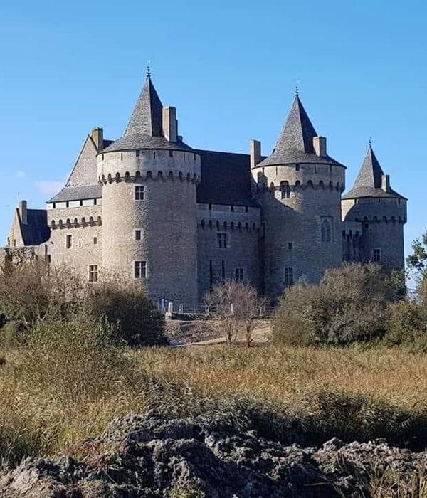La château de Suscinio