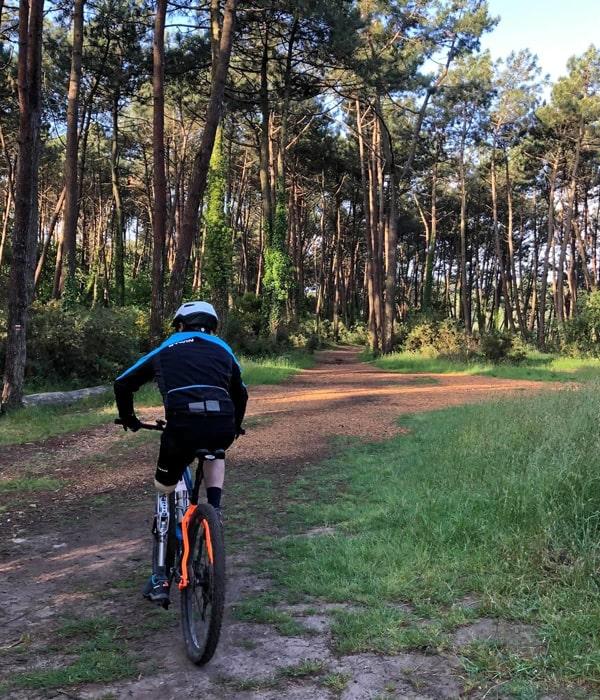 Séminaire Détox et Balades activité vélo