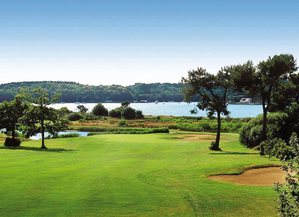 Golf 18 trous de Baden